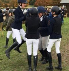 cranleigh schol 239x245 - Medal Haul for Riding Team at the NSEA National Championships