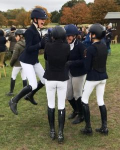 cranleigh schol - Medal Haul for Riding Team at the NSEA National Championships