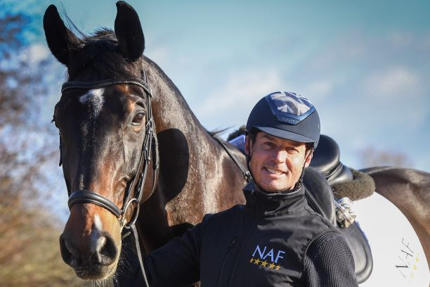 Carl 8 - NAF Announce Official Partnership with Carl Hester MBE.
