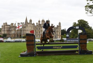 Matthew Wright Caunton First Class LRBHT PN19 132191 360x245 - Dubarry Burghley YEH Final to Headline Opening Day at Land Rover Burghley