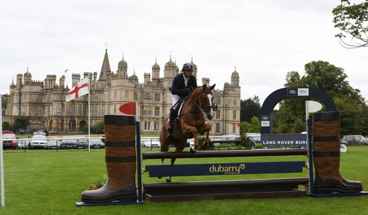 Matthew Wright Caunton First Class LRBHT PN19 132191 750x440 - Dubarry Burghley YEH Final to Headline Opening Day at Land Rover Burghley