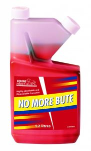 No More Bute from Equine Products 182x300 - Equine Products UK Ltd launch brand new product No More Bute.