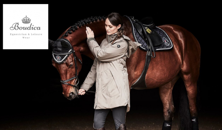 equestrianlife1 1 750x440 - Introducing Boudica Equestrian & Leisure Wear