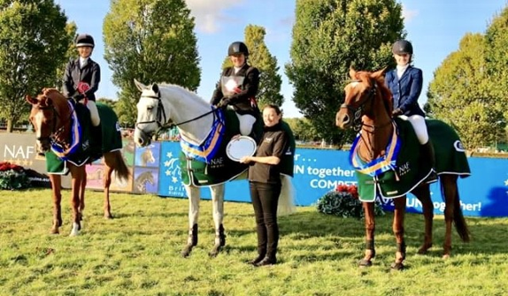 rearsby - Rearsby Lodge Riding Club Team to Represent Great Britain Generali World Club Tournament France 2020