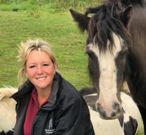 Dina and horse 2020 small 300x278 - Leicestershire horse therapy centre in lockdown scoops £230,000 National Lottery grant
