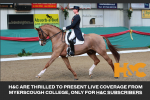 Myerscough 150x100 - Exciting New Partnership for British Dressage and Horse & Country