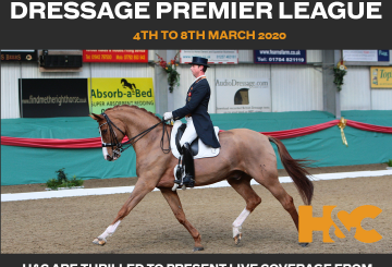 Myerscough 360x245 - Exciting New Partnership for British Dressage and Horse & Country