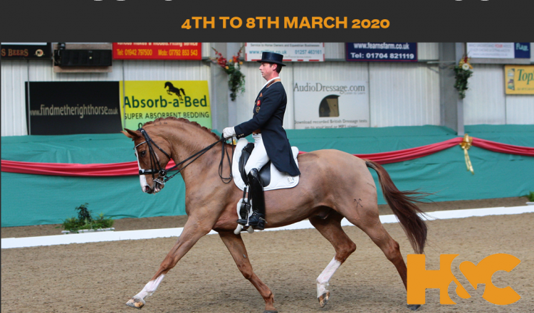 Myerscough 750x440 - Exciting New Partnership for British Dressage and Horse & Country