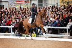 charlotte 3 150x100 - Myerscough College welcomes triple Olympic Dressage gold medallist