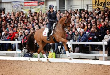 charlotte 3 360x245 - Myerscough College welcomes triple Olympic Dressage gold medallist