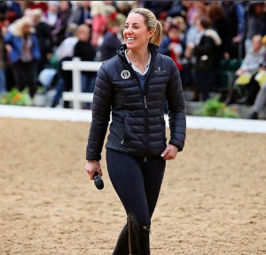 charlotte dujardin piaffe sport 300x288 - Myerscough College welcomes triple Olympic Dressage gold medallist