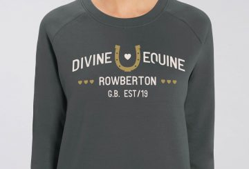 divine sweater rowberton 360x245 - Beautiful equestrian-inspired clothing with a conscience from Rowberton