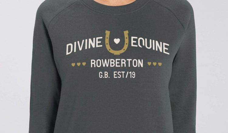 divine sweater rowberton 750x440 - Beautiful equestrian-inspired clothing with a conscience from Rowberton
