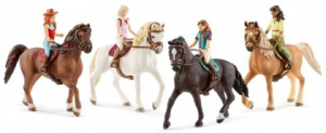 horse girls club 300x123 - Horse Club Favourites from Schleich