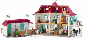 house and stable 300x134 - Horse Club Favourites from Schleich