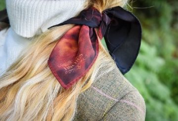 scarf 360x245 - The Story behind Finches…..we meet founder Gem Webster