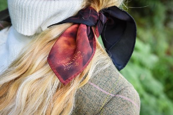 scarf - The Story behind Finches…..we meet founder Gem Webster