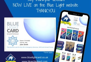 Blue Chip Blue Light FB 360x245 - Blue Chip NHS discount extends to include ALL Blue Light card holders