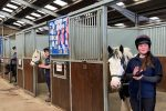 clapping 150x100 - Ponies (and their grooms!) from an equine rescue and rehoming centre show their support for our carers