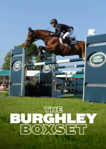 Burghley Box Set cover 213x300 - Horse & Country Keep Spirits Up in the Equestrian World