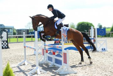 Caroline Wilde 3 360x245 - Jumping Saddles and What to Look For!