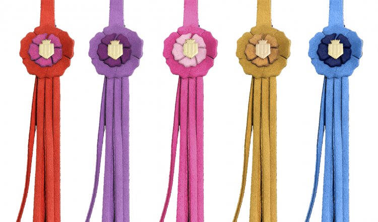 Fairfax Favor 750x440 - Fairfax & Favor launch tassels for Chelsea Flower Show week