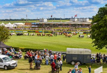 Lincolnshire Show Main Ring low res 360x245 - The Show Must Go On: Lincolnshire Show 2020 Goes Digital