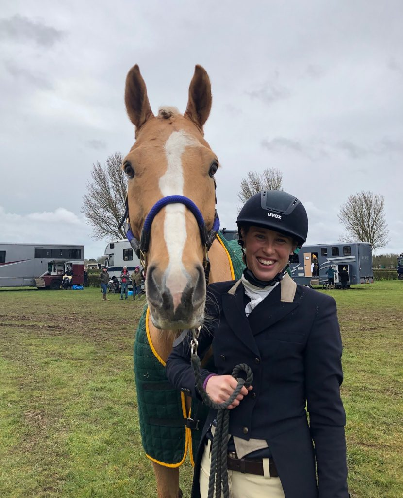 Louisa Milne Home and Future Plans Jack 830x1024 - Robinson Animal Healthcare chats with Event Rider Louisa Milne Home