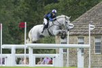 Louisa and King Eider competing at Burghley. 150x100 - Robinson Animal Healthcare chats with Event Rider Louisa Milne Home