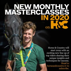 Masterclass 300x300 - Horse & Country Keep Spirits Up in the Equestrian World