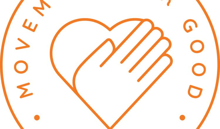 Movement for Good Awards Logo ƒ MasterRGB 1 750x440 - 500 charities to receive £1,000 each in Movement for Good awards