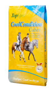 TopSpec Cool Condition Cubes 41604 july 2017 173x300 - Feeding for a Calmer Horse with TopSpec