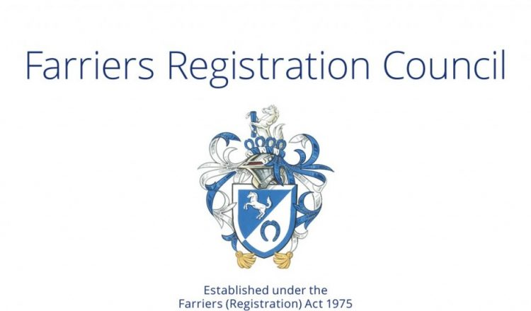 logo 750x440 - Coronavirus (Covid-19) and Farriery – Updated guidance to Equine Owners and to Registered Farriers