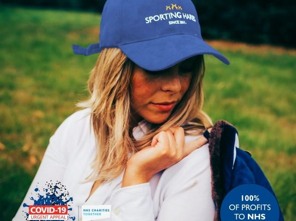 sporting hares 590x440 - Sporting Hares Launch Special Edition Hat to Support the NHS Covid-19 Urgent Appeal