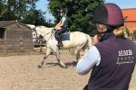 Harriet is very happy to be back teaching again and has welcome clients both new and old back to HBM Equestrian. 150x100 - HMB Equestrian - Back with a Bang!