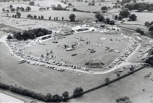 P166 Early Arial 300x203 - Horse & Country presents Hickstead: 60 Glorious Years