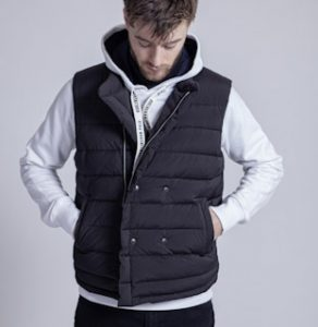gilet 292x300 - Off Duty 'Polo Chic' reimagined by luxury British Polo Brand