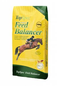 15kg with sticker 200x300 - TopSpec Comprehensive Feed Balancer Now Available in 15kg Size