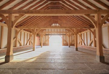 Large Oak Framed Barn for Weddings 360x245 - Indulge your Senses with Classic Oak Framed Stable Complexes & Outbuildings