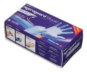 Readigloves Examination Gloves 300x246 - Robinson Healthcare Provide PPE for Frickley Park Horse Trials