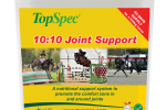 TopSpec tubs 2017 10 10 dec 150x100 - TopSpec keeps you covered with their Calmers and Supplements