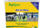TopSpec tubs 2017 all in one dec 150x100 - TopSpec keeps you covered with their Calmers and Supplements