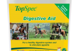 TopSpec tubs 2017 dig aid dec 150x100 - TopSpec keeps you covered with their Calmers and Supplements