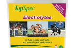 TopSpec tubs 2017 electrolyte dec 150x100 - TopSpec keeps you covered with their Calmers and Supplements