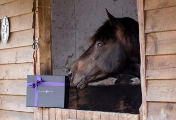 Equestrian giftboxes make a wonderful present