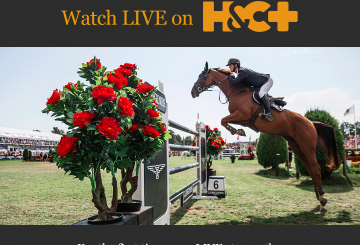 Showjumping from Europe