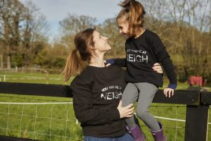 Neigh Collection Twinning  300x200 - Hooves & Love celebrates two years putting a smile on the faces of horse lovers