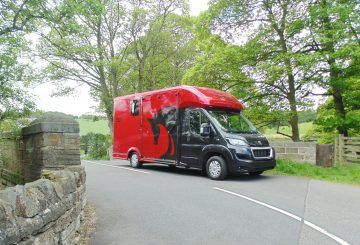 Horseboxes for sale and hire from Equi-trek