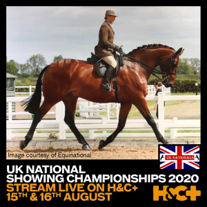 UK Nationals Graphic 300x300 - Championship showing action live on Horse & Country