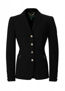 The Competition Jacket Black £199 214x300 - Holland Cooper launch their first equestrian competition jacket